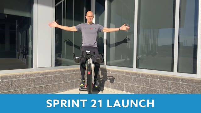 SPRINT 21 with Bob (LAUNCH)