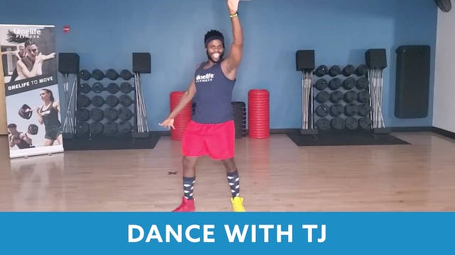Dance with TJ (LIVE Tuesday 12/15 @ 1...