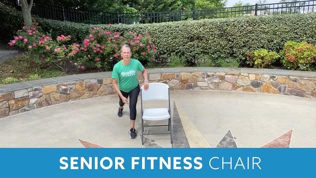Senior Fit - Mobility with Juli (LIVE Monday 5/17 @ 11am EST)