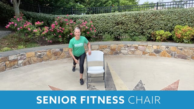 Senior Fit - Mobility with Juli (LIVE...