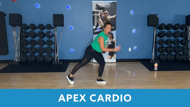 APEX Cardio with JoAnne (LIVE Wednesd...