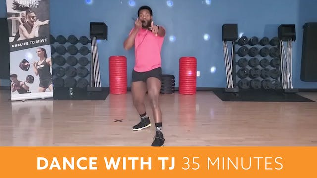 Dance with TJ - TRAVEL