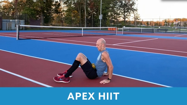 APEX HIIT #52 with Bob