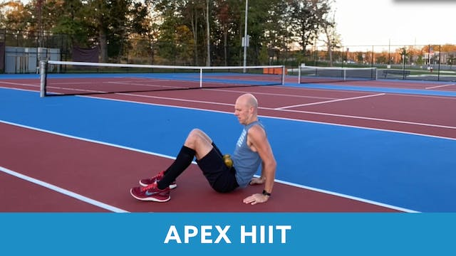 APEX HIIT #52 with Bob (LIVE Monday 1...