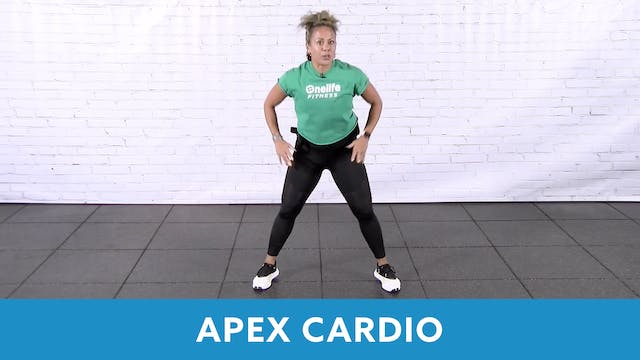 APEX CARDIO 30 MIN with JoAnne (LIVE ...