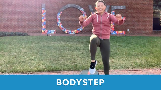BODYSTEP with Janice (LIVE Tuesday 12...