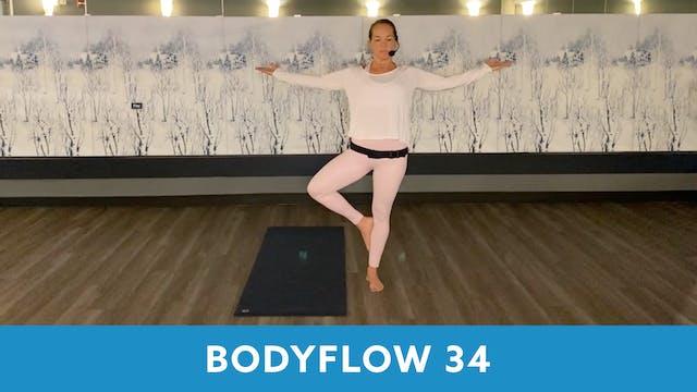 BODYFLOW 34 with Regina (LIVE Thursda...