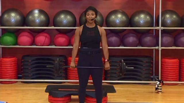 BODYPUMP with Shay (Live Tuesday 8/11...