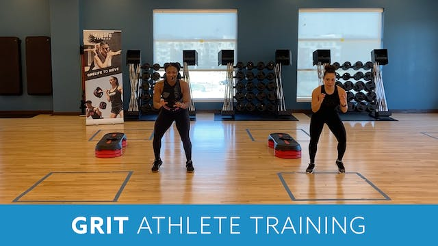GRIT Athletic with Shay (LIVE Tuesday...