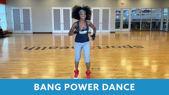 BANG Power Dance with Linda (LIVE Monday 8/17 @ 5pm EST)
