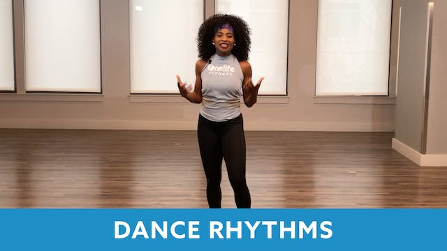 Linda Dance Rhythms (LIVE Thursday 1/...