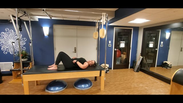 Pilates 20 minute Express with Morgan