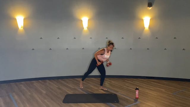 APEX Yoga with JoAnne (LIVE Tuesday 4...