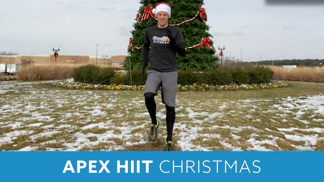 APEX HIIT with Bob ( LIVE Monday 12/2...