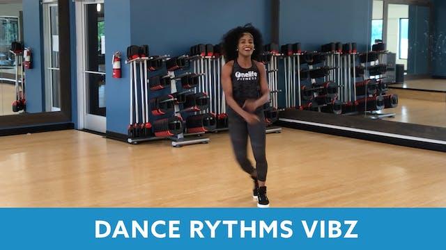 Dance Rhythms Vibz With Linda