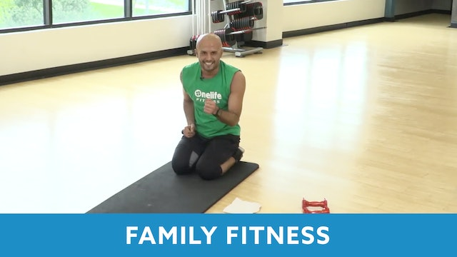 Family Fitness with Tomas