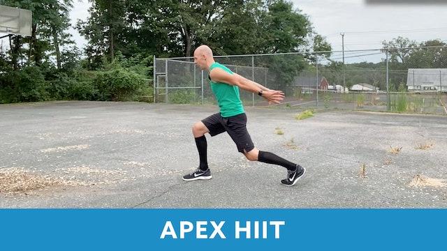 APEX HIIT with Bob