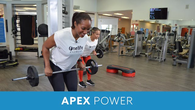 TONE UP 21 WEEK 6 - APEX POWER #6 wit...