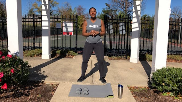 APEX HIIT with Sam (LIVE Wednesday 11...