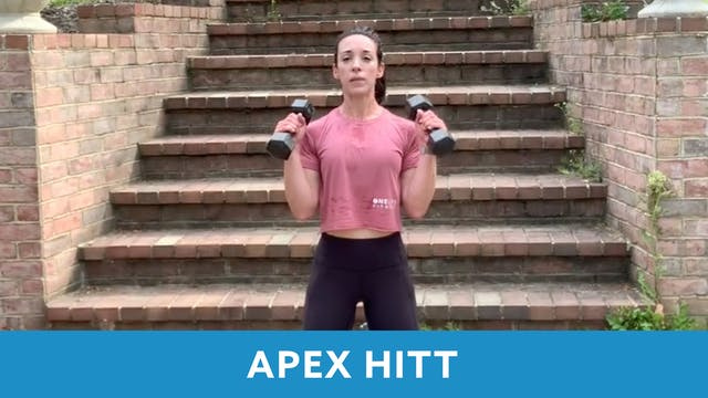 APEX HIIT with Allison (LIVE Wednesda...