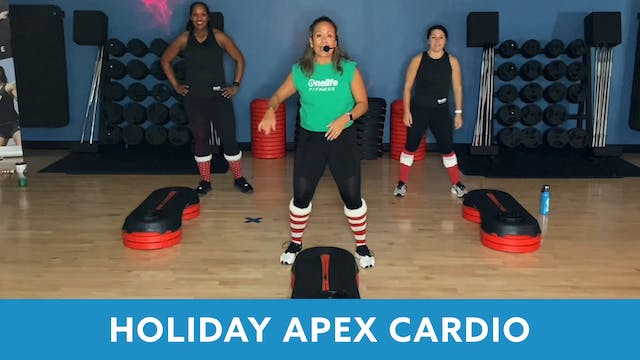 Holiday APEX Cardio 30 minutes with J...