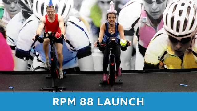 RPM 88 with Nina (LAUNCH)