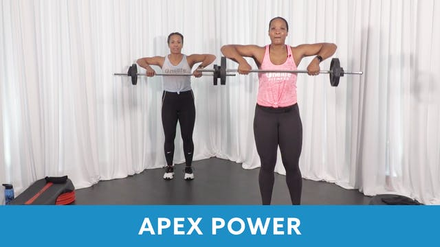 TONE UP 21 WEEK 3 - APEX POWER #21 wi...