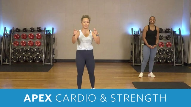 APEX Cardio Strength with JoAnne and Sam