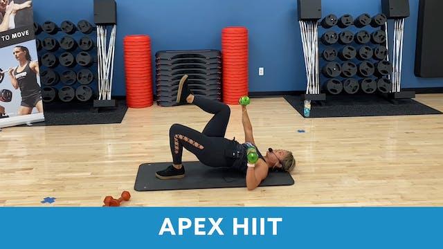 APEX HIIT45 with JoAnne Bring It Edit...