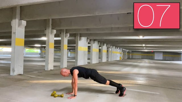 APEX HIIT #18  With Bob (LIVE Tuesday...