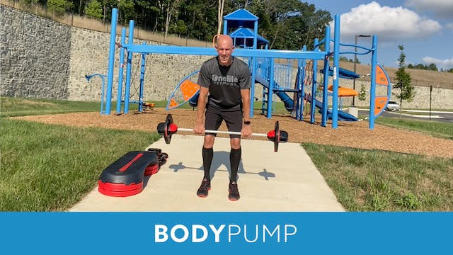 BODYPUMP 111 with Bob (LIVE Wednesday...