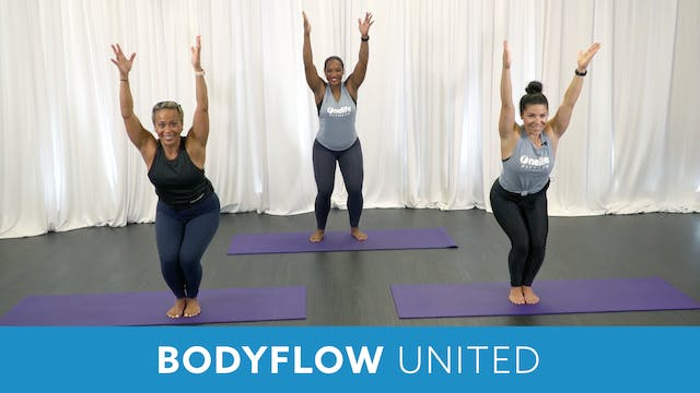 BODYFLOW UNITED with Mary and JoJo