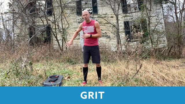 GRIT Athletic 29 with Bob (LIVE Frida...