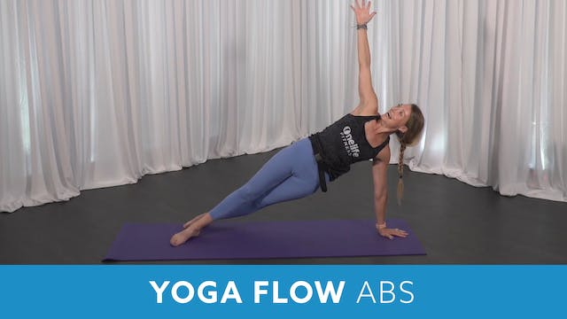 Power Yoga Flow (Concentration on Abs...