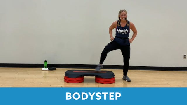 BODYSTEP Express with Miranda (LIVE W...