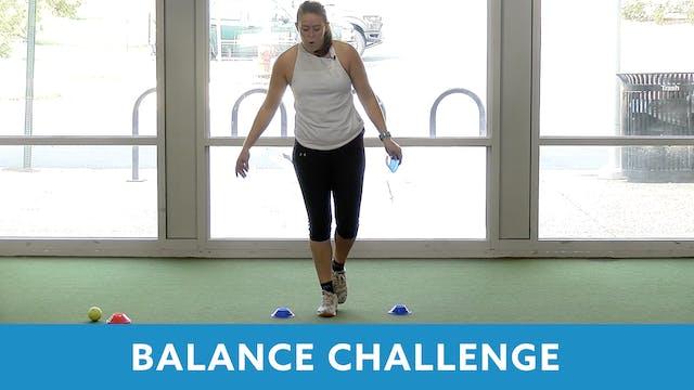Balance Challenge (Explosive Performa...
