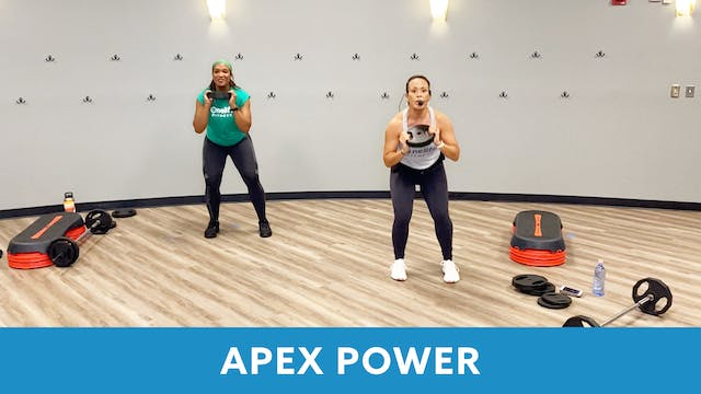 APEX POWER with Sam and JoAnne (LIVE ...