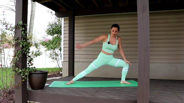 Power Yoga with Nina (LIVE Monday 4/1...