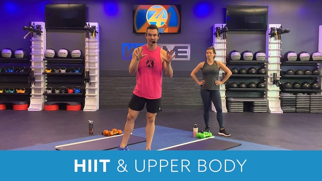 HIIT and Upper Body Training with Josh #2