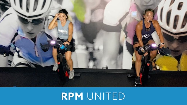 RPM UNITED with JoJo