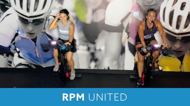 RPM UNITED with JoJo