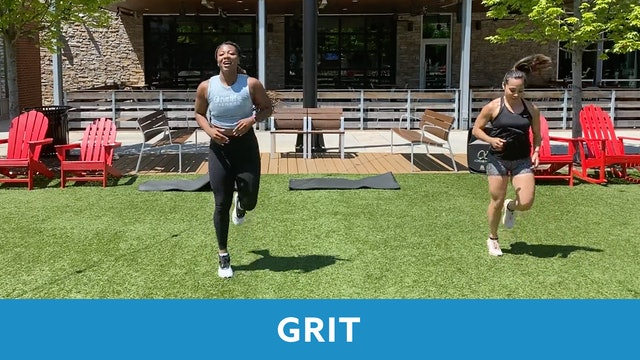 GRIT UNITED Cardio with Shay (LIVE Thursday @ 5pm EST)