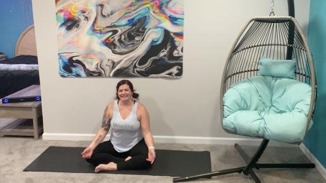 Vinyasa Yoga - balance focus with Eri...