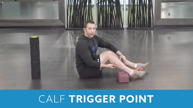 Calf Trigger Point with Chris