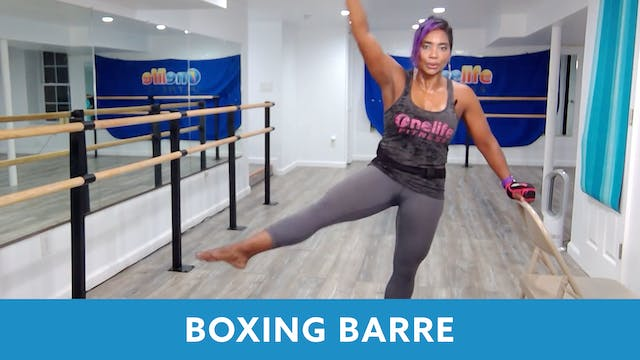 TONE UP 21 WEEK 5 - Cardio Barre with...