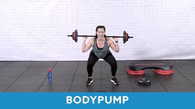 BODYPUMP Express 30 with Nathalia (LI...