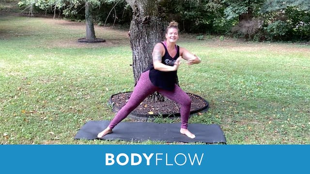 BODYFLOW with Erin (Tuesday 8/25 @ 7a...