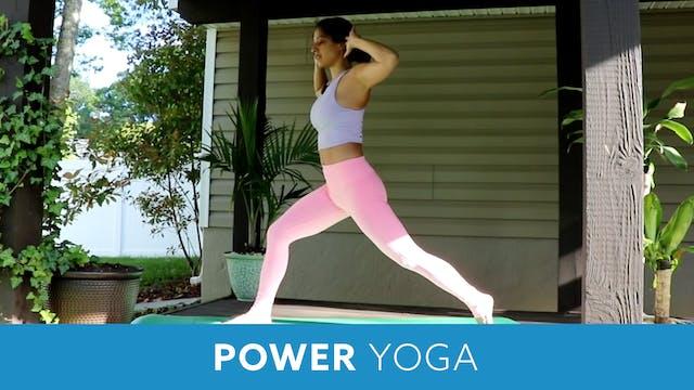 Power Core Yoga with Nina (LIVE Thurs...
