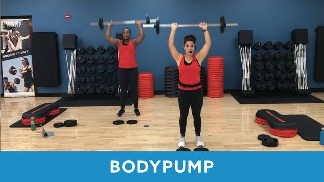 BODYPUMP with Mary (LIVE Tuesday 8/18...