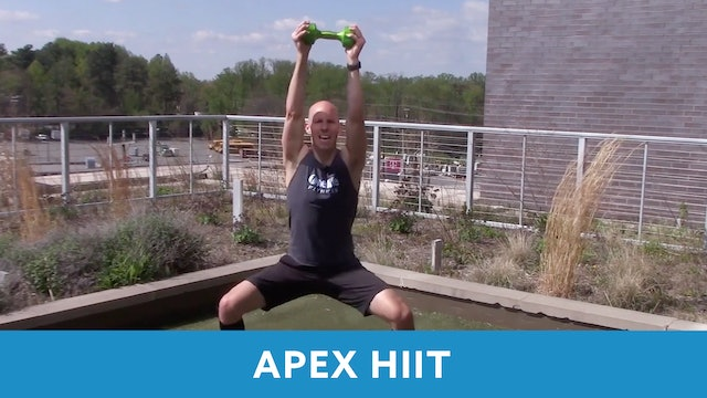 Apex HIIT with Bob